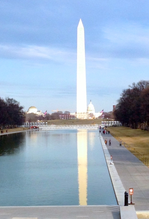 Reflecting Pool DC