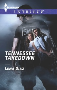Cover Tennessee Takedown - Lena Diaz