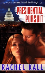 Rachel Kall-Presidential Pursuit cover
