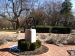 Montrose Park Sundial, a pivotal location in the story!