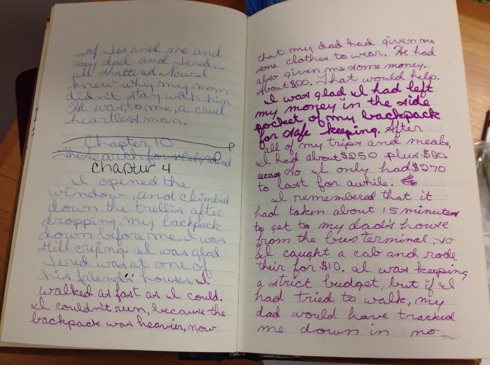 the notebook novel pdf file
