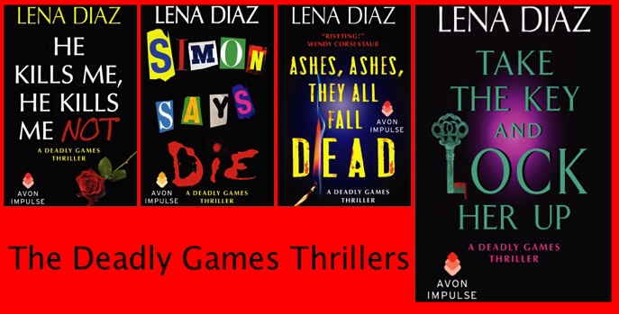 Thrillers Kiss And Thrill