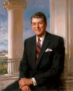 Ronald-Reagan-White-House-Portrait