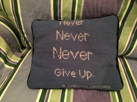 Never Pillow