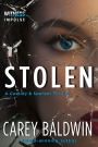 Cover Reveal for STOLEN